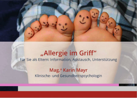 Allergiemanagement Psychologin Karin Mayr
