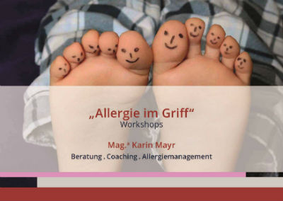 Workshop_Allergie im Griff